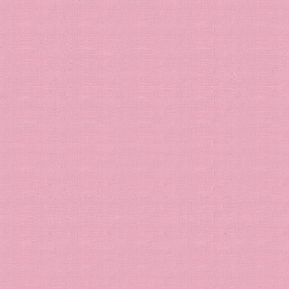 Elite - Silky Cotton Solids Japanese Quilting Fabric - Sweet Pink - 1/2 Yard