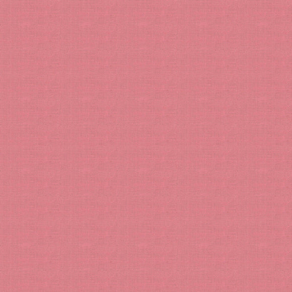 Elite - Silky Cotton Solids Japanese Quilting Fabric - Carnation - 1/2 Yard