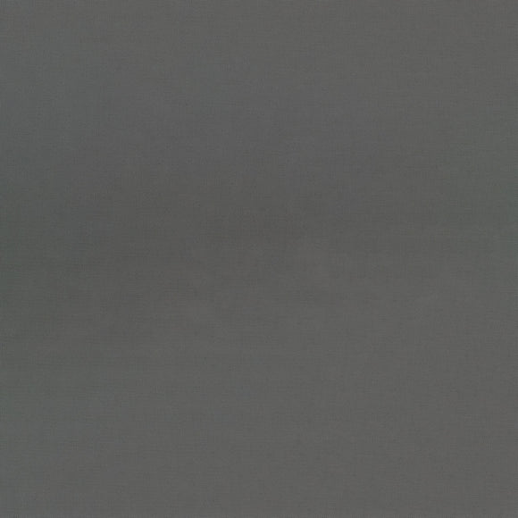 Elite - Silky Cotton Solids Japanese Quilting Fabric - Ash Grey - 1/2 Yard