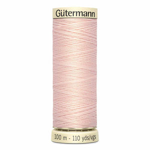Gütermann Sew-All Thread 100m - Blush Col. 371