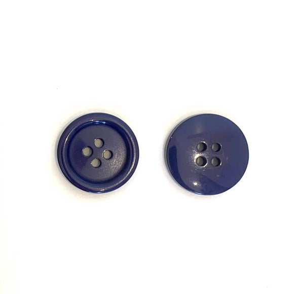 Navy Suit Bulk Suit Buttons Size: #32 - 20mm (4⁄5″) - per button or bulk