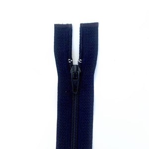 Lightweight Open Ended Separating Zipper 60cm (24″) No. 3 - Navy