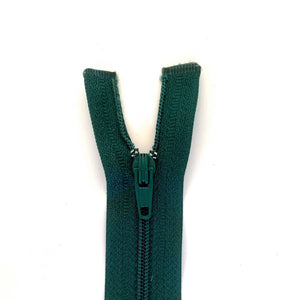 Lightweight Open Ended Separating Zipper 60cm (24″) No. 3 - Pine
