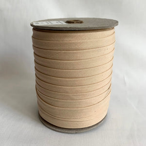"Extra Wide Double Fold Bias Tape 13mm (1/2"") - Taupe / Tan - Bulk / By the Yard"