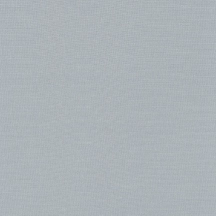 Robert Kaufman Kona Cotton Fabric Iron - 1/2 Yard