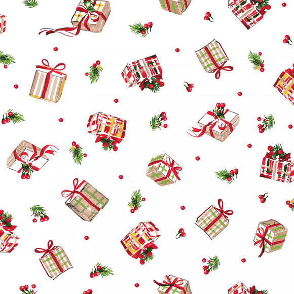 Maywood Studios - All the Trimming - Christmas Presents - 1/2 Yard