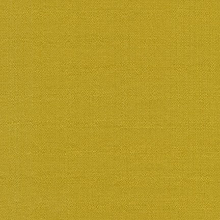 Robert Kaufman Radiance Silk - Gold - 1/2 Yard