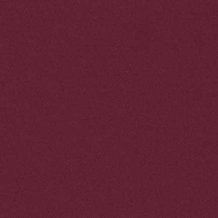 Robert Kaufman Superluxe Poplin Burgundy - 1/2 Yard