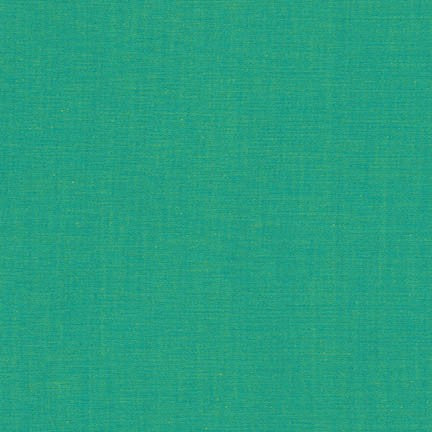 Robert Kaufman Greenwich Fine Chambray - Leaf - 1/2 Yard