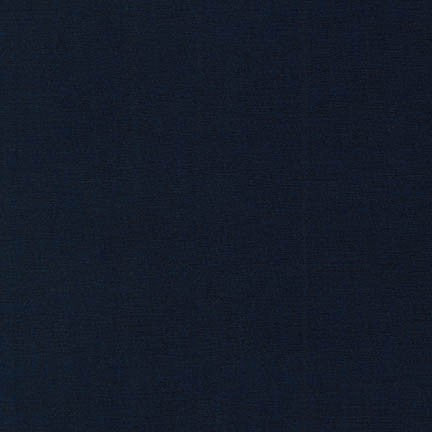 Robert Kaufman Greenwich Fine - Navy - 1/2 Yard