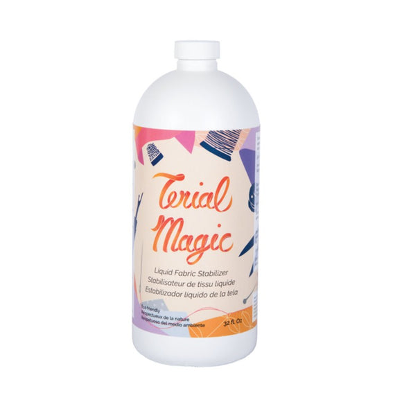 Terial Magic Liquid Fabric Stabilizer / Stiffener - 32oz