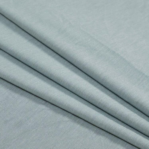 Super Soft Baby TENCEL™ MicroModal™ Jersey - Green Mist - 1/2 Yard