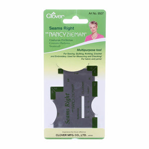 Clover - Seams Right Seam Gauge