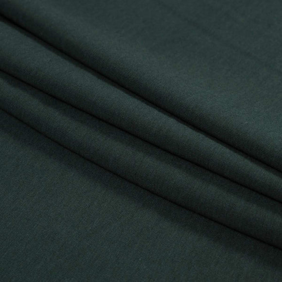 Bamboo/Cotton Stretch Jersey - Pine - 1/2 Yard
