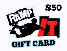 Load image into Gallery viewer, RAMPIT INDOOR SKATEPARK VOUCHER