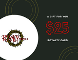 ROYALTY.card