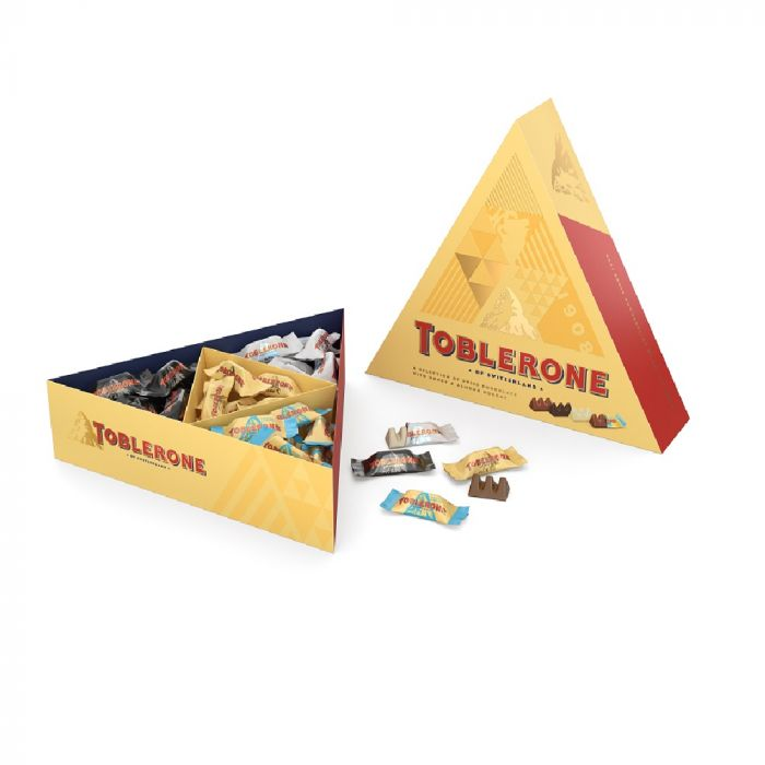 Toblerone Mini Coffret de Noël -  200g