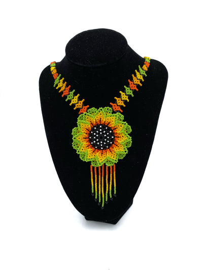 Flowered Necklace