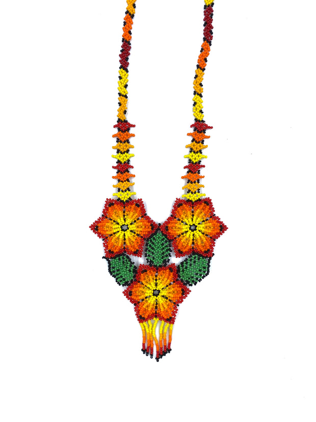 Multiflowered Necklace