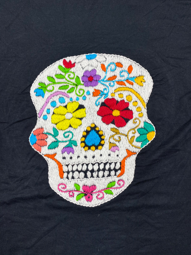 Calavera Bordada