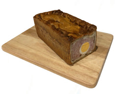Gala Pork Pie with Egg, 1.5 Kilo