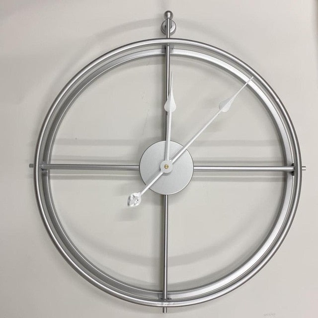 FIXARRI Wrought Iron European Wall Clock™