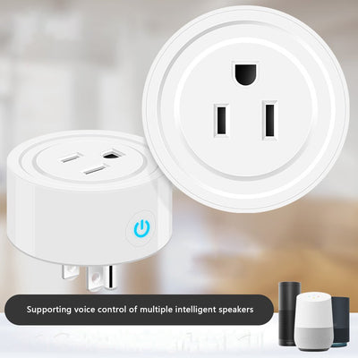 FIXARRI WIFI SMART US SOCKET (BUY 3 AND GET 1 FREE!)