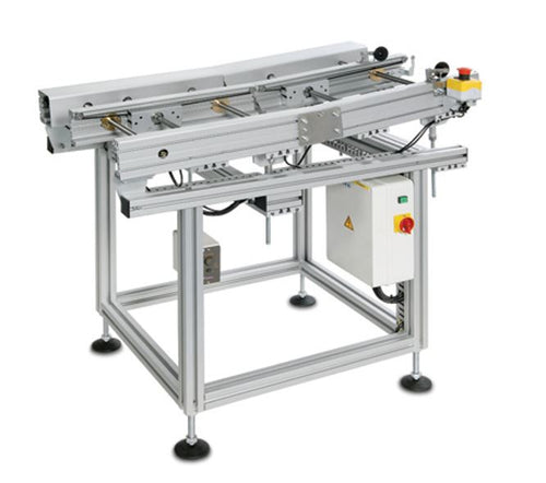 IN-460 Incline Infeed conveyor for wave soldering machine 4°to 7°