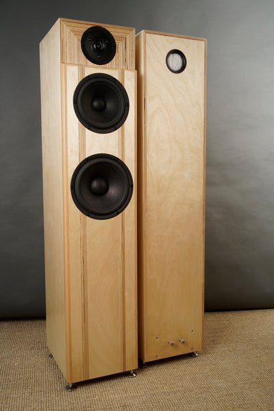 SB Acoustics Satori SBA-761 2.5-Way Kit by Troels Gravesen