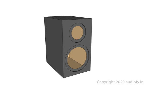 SB Acoustics 13-PFCR 2 way Bookshelf Speaker Kit
