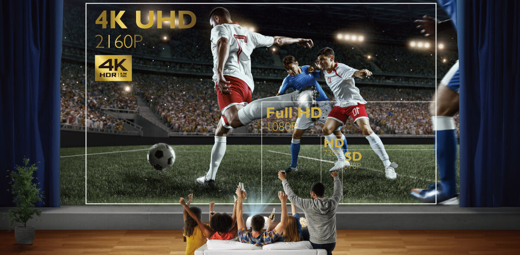BenQ TK800M 4K UHD HDR Home Theater Projector