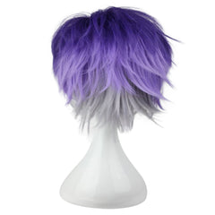 HAIRJOY  Synthetic Hair Men Hairstyle Diabolik Lovers Kanato Sakamaki Cosplay  Wig
