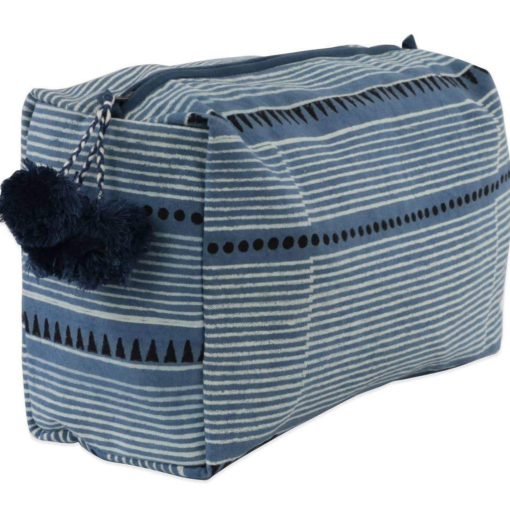 Graymarket - Layla Blue Toiletry Bag