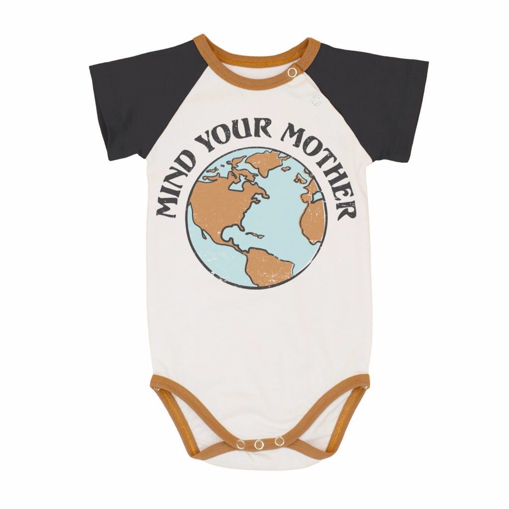 Feather 4 Arrow - Mind your Mother Onesie