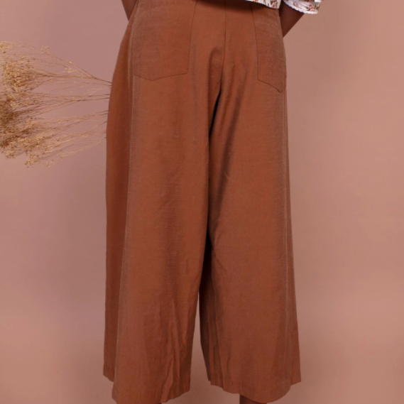 Meadows- Sanne Trouser Biscuit
