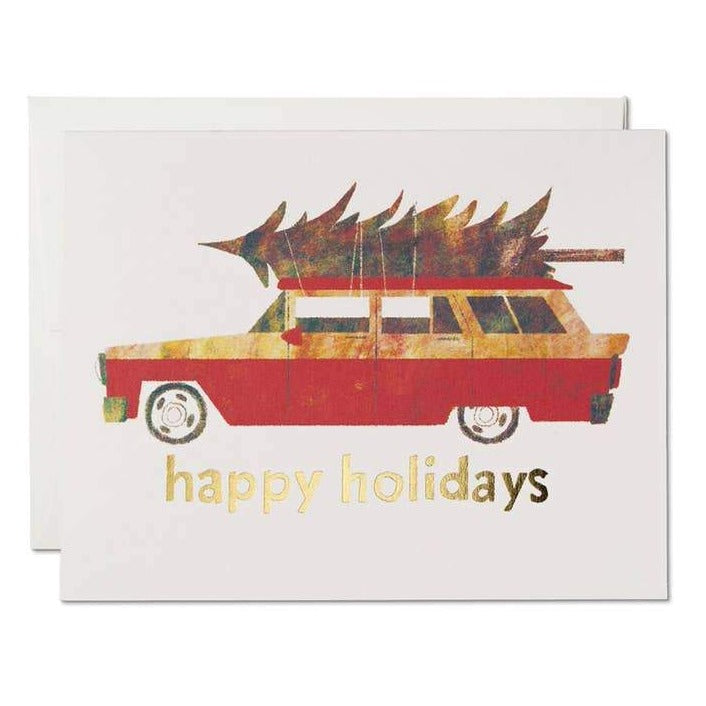 Red Cap Cards - Holiday Chevy