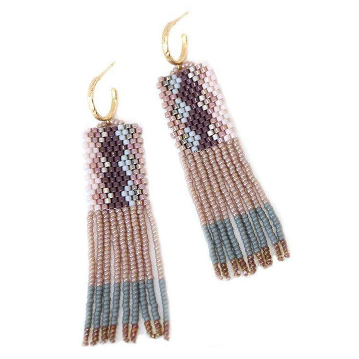Indre Earring - Metal