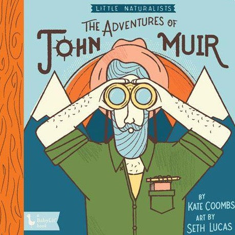 Little Naturalist - The Adventures of John Muir