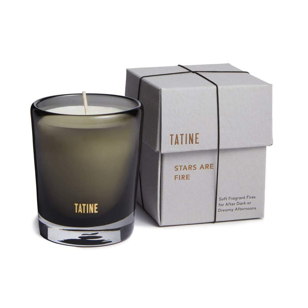 Tatine - Stars are Fire Pine Candle