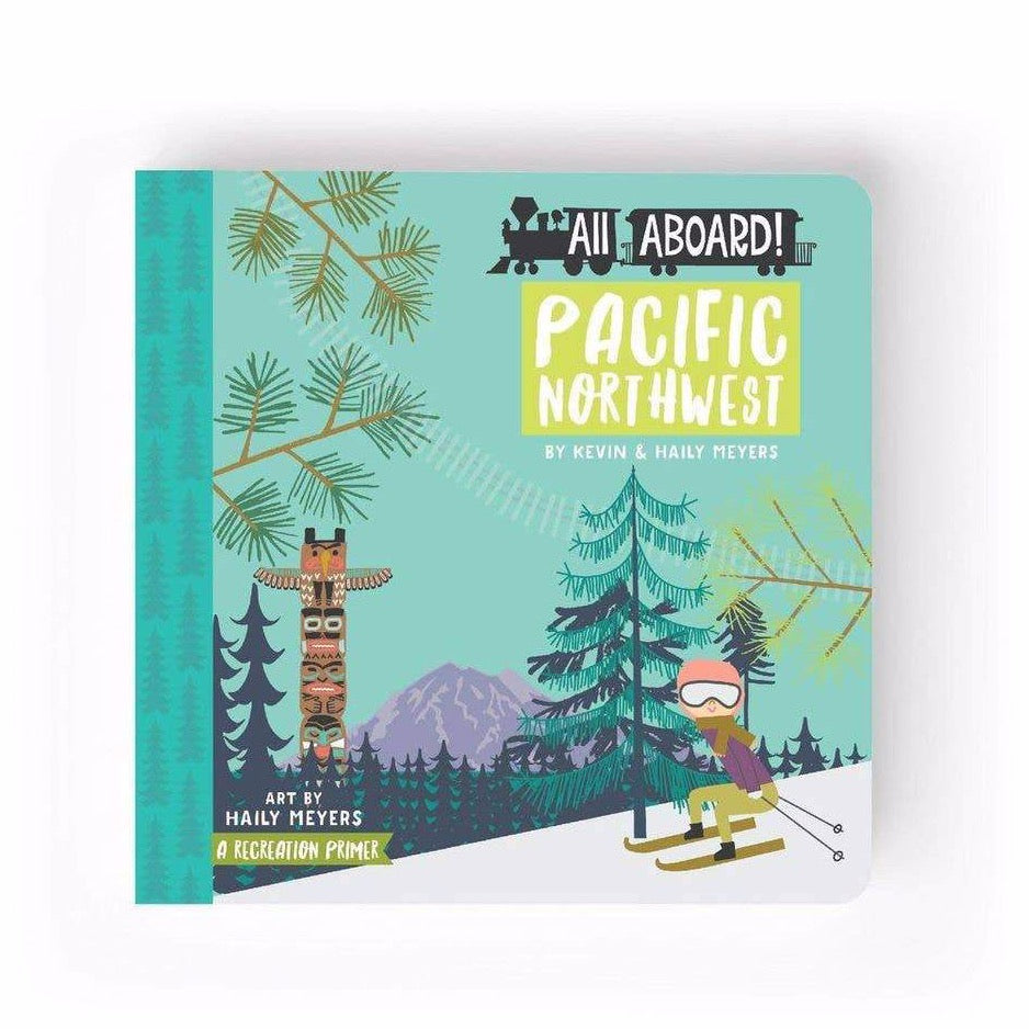 Lucy Darling - All Aboard Pacific Northwest