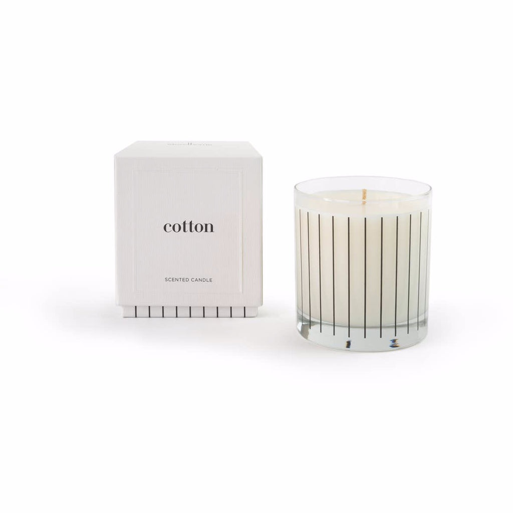 Studio Stockhome - Cotton Scented Candle