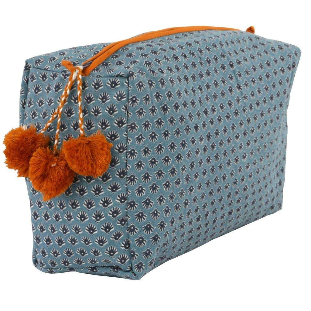 Graymarket - Celeste Sea Foam Toiletry Bag