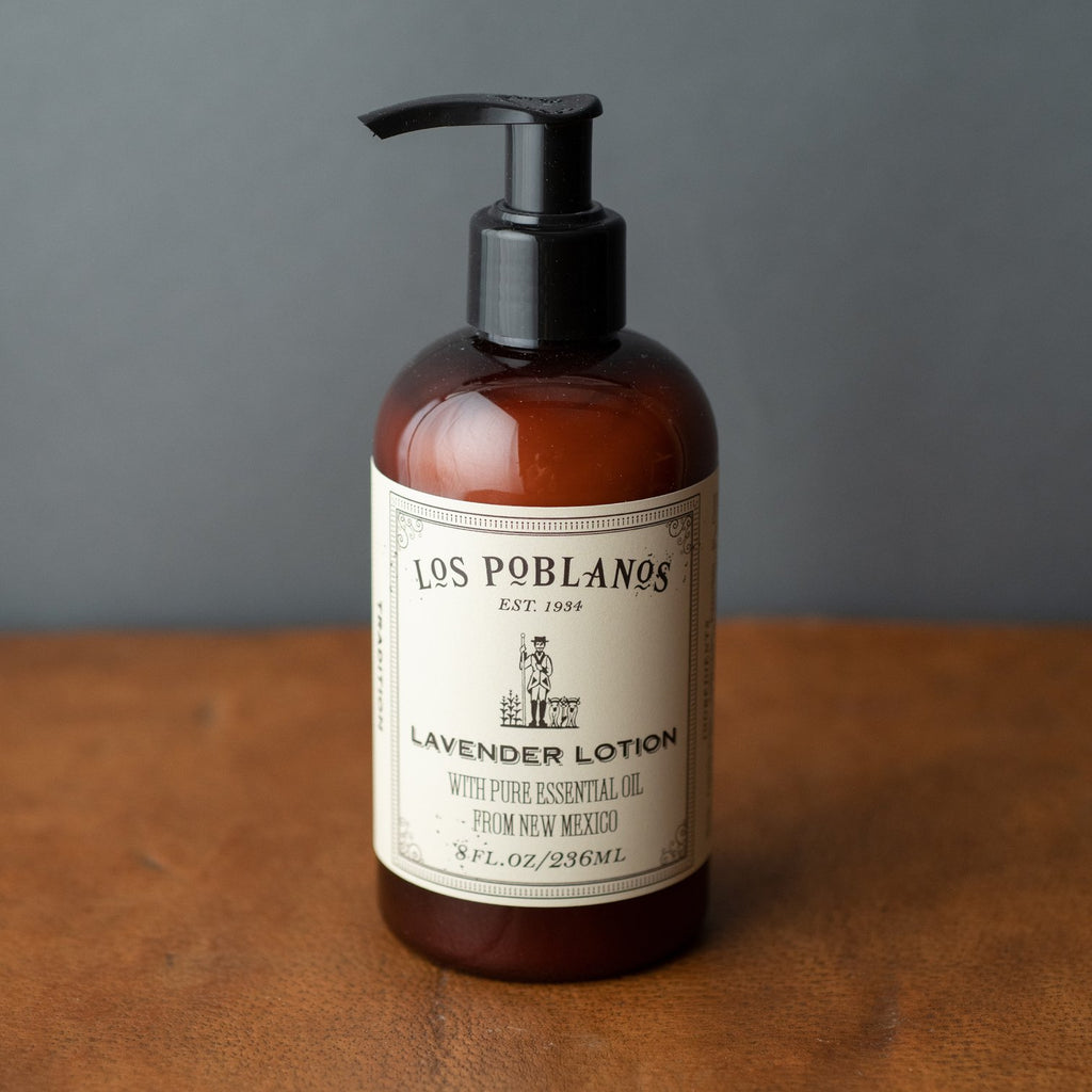 Los Poblanos - Lotion 8oz.