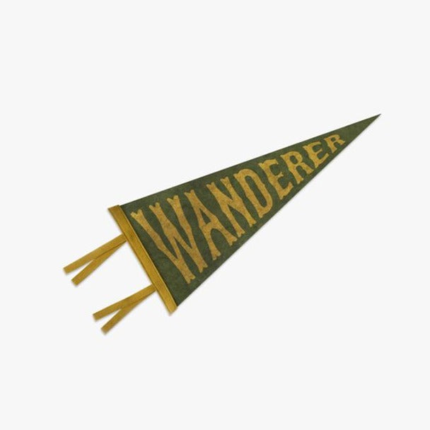 The Rise and Fall - Wanderer Pennant