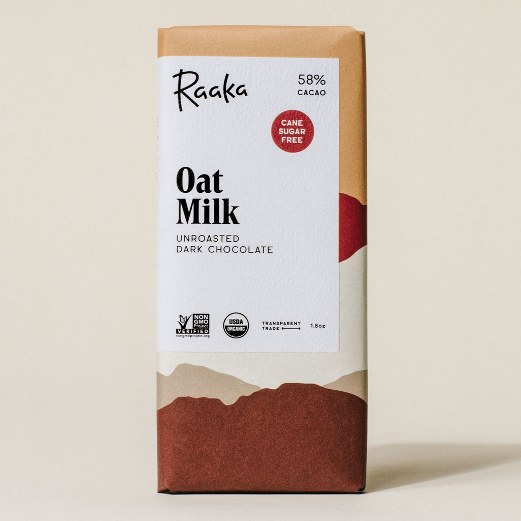 Raaka Chocolate - Oat Milk