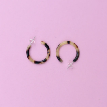 Tortoise Small Hoops