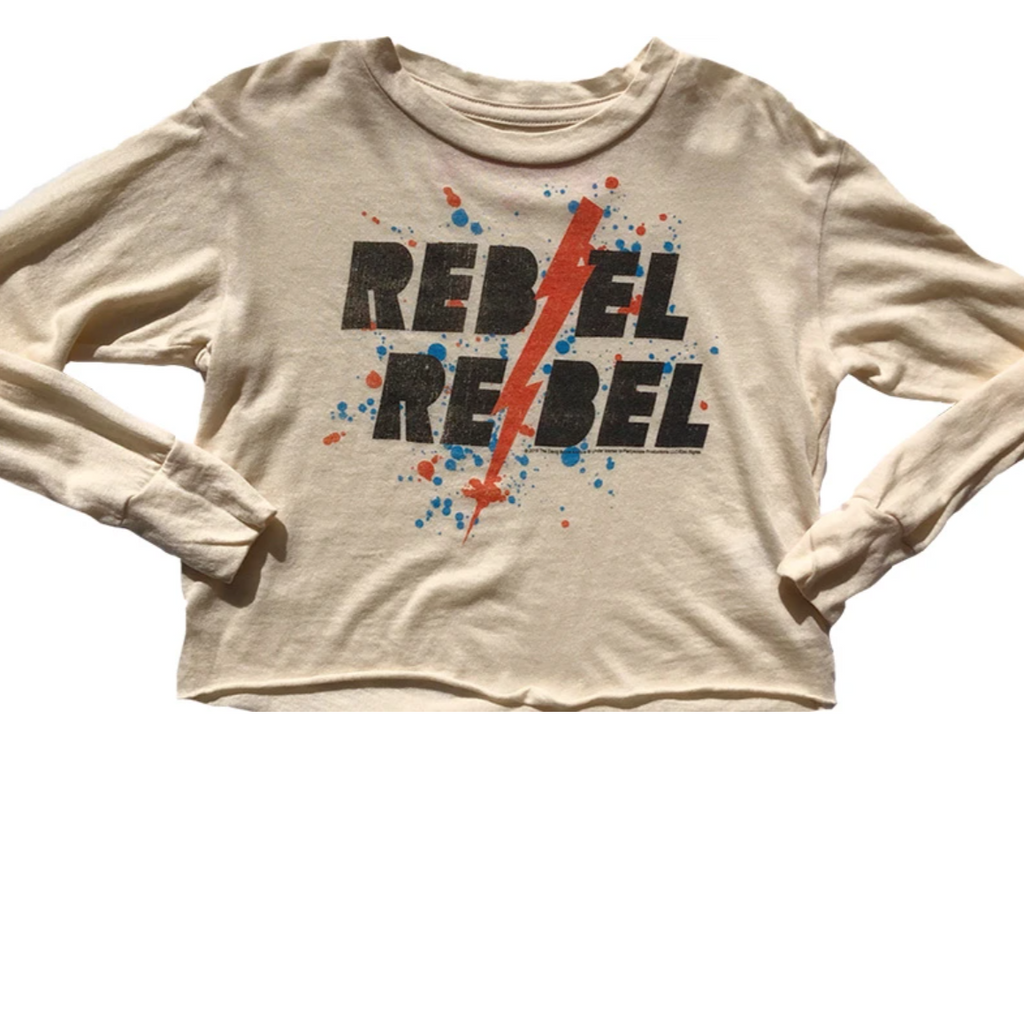 Rowdy Sprout- Rebel Rebel Tee