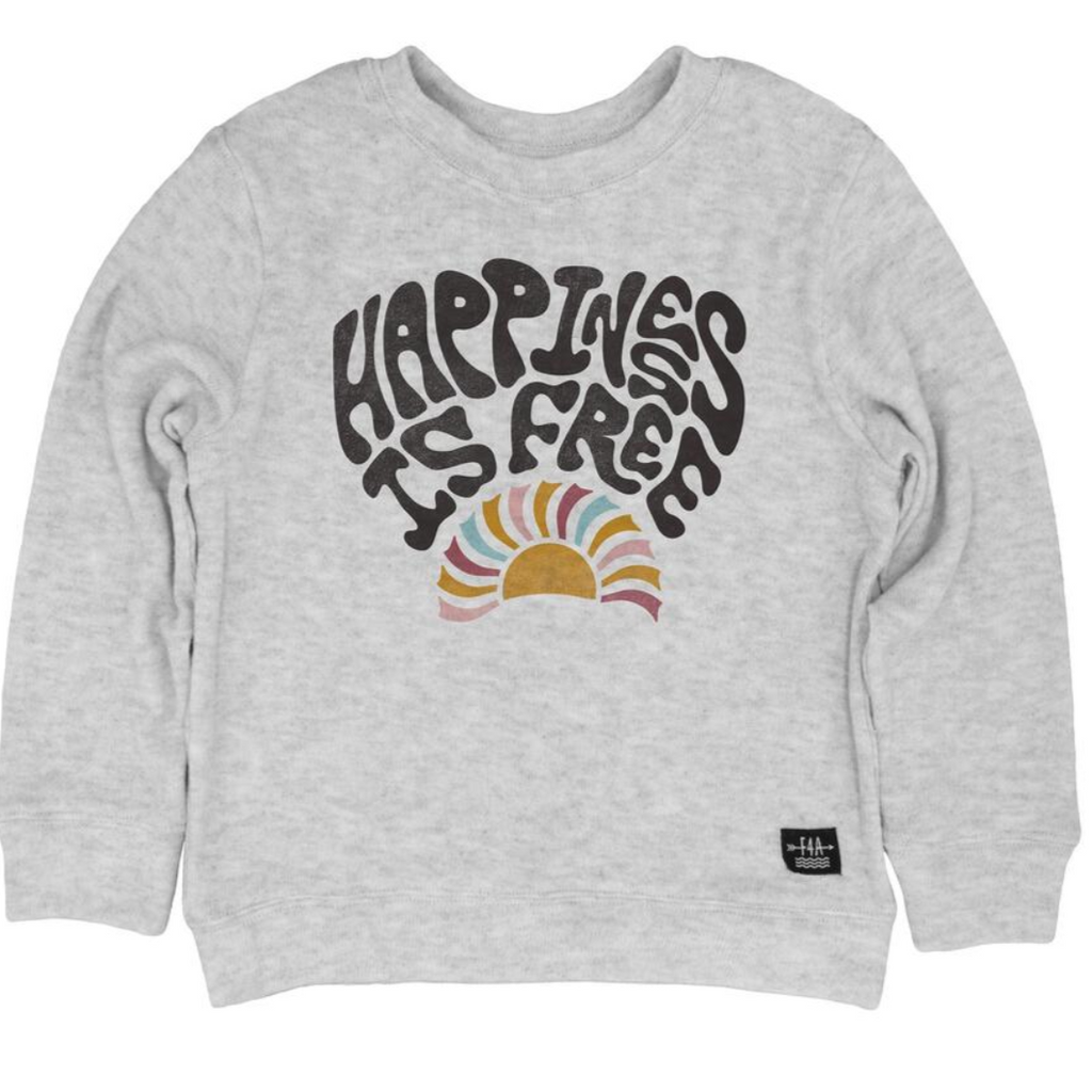 Feather 4 Arrow - HAPPINESS IS FREE HACCI PULLOVER