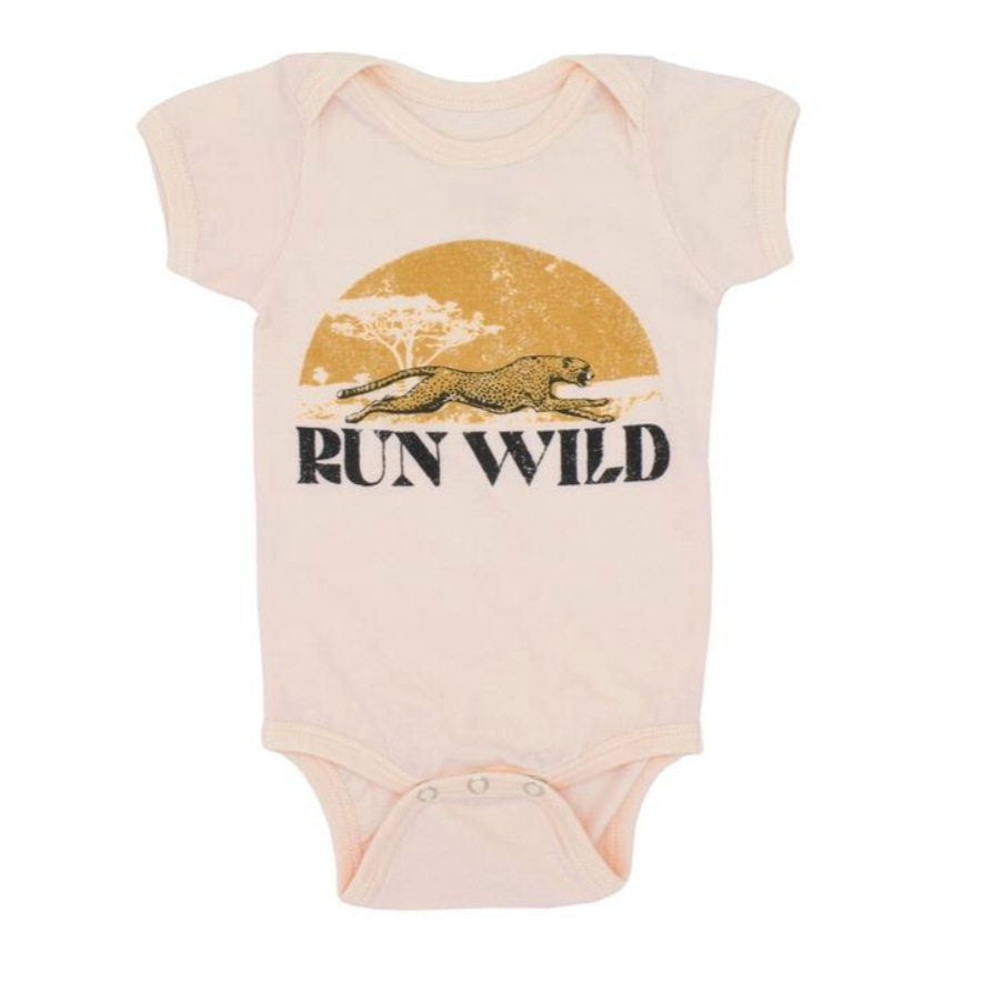 Feather 4 Arrow - RUN WILD ONE-PIECE