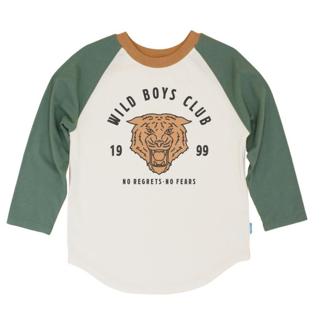 Feather 4 Arrow - WILD BOYS CLUB RAGLAN